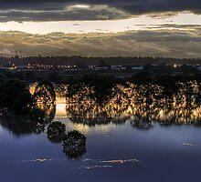 South Pine River by Matt Duncan