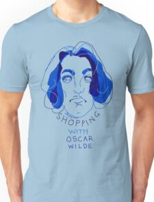 """shopping with Oscar Wilde"" T-Shirt"