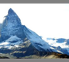Matterhorn (Tha highest Swiss Peak) by satwant