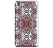Intricate carpet pattern iPhone Case/Skin