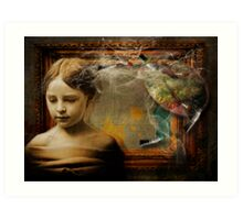 ArT Is A Pigment Of Your Imagination Art Print