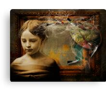 ArT Is A Pigment Of Your Imagination Canvas Print