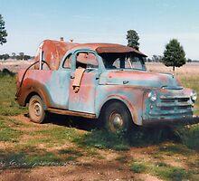 The Fuel Truck © Vicki Ferrari Photography by Vicki Ferrari