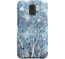 Canopy of Snow Samsung Galaxy Case/Skin