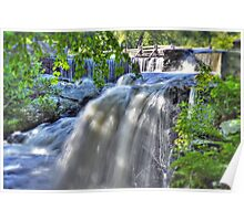 Southford State Park Falls Poster