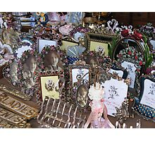 PICTURE FRAMES Photographic Print