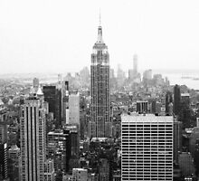 Empire State Building by dylandixon