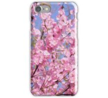 Cherry Blossom Colour  iPhone Case/Skin