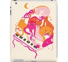 Jazz Cats iPad Case/Skin