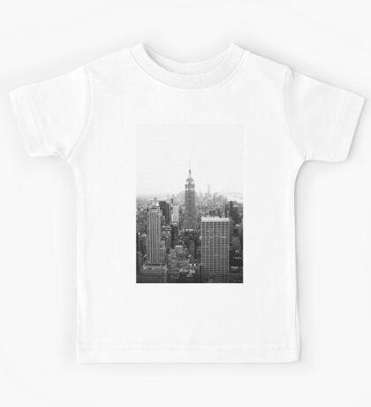 Empire State Building Kids Tee