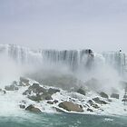 American Falls Beauty by Sherry O'Neill