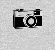 35mm camera (black) Unisex T-Shirt