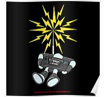 """8 Bit Buzz Bot v2.0.4 """"GearRoid"""" Poster"""