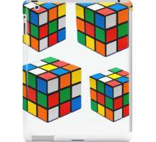Rubiks Cuboid iPad Case/Skin