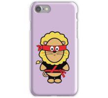 Victor the ninja iPhone Case/Skin
