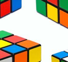 Rubiks Cuboid Sticker