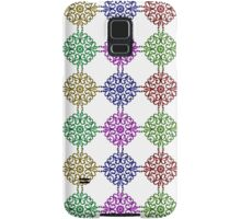 Color Abstract Circle Samsung Galaxy Case/Skin