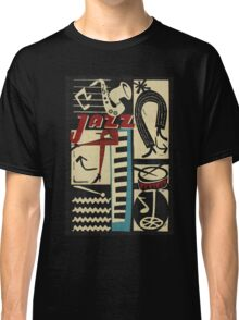 the jazz rythm Classic T-Shirt