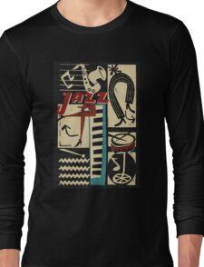 the jazz rythm Long Sleeve T-Shirt