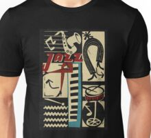 the jazz rythm Unisex T-Shirt