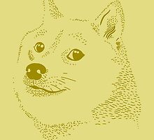 Doge wow vector meme by kebuenowilly