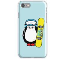 Hugo snowboarding iPhone Case/Skin
