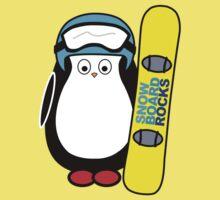 Hugo snowboarding Kids Clothes