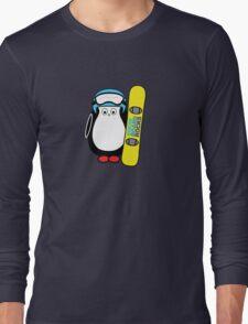 Hugo snowboarding Long Sleeve T-Shirt