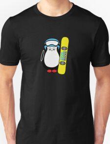 Hugo snowboarding Unisex T-Shirt