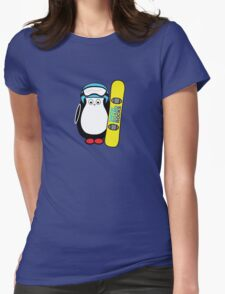 Hugo snowboarding Womens Fitted T-Shirt