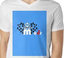 U.K. Mods  021.PNG Mens V-Neck T-Shirt