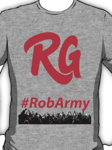 RG With RobARMY Red T-Shirt