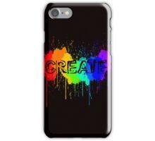 CREATE iPhone Case/Skin
