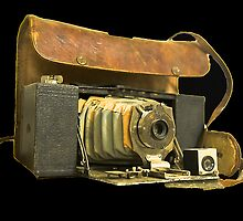 Old Camera 1 by Warren. A. Williams