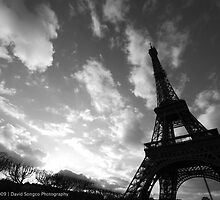Eiffel Tower by David Songco
