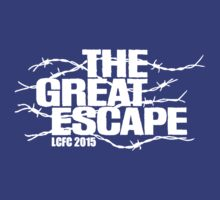 LCFC - The Great Escape by lcfcworld