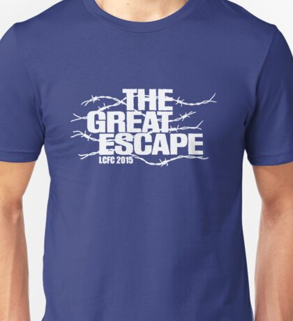 LCFC - The Great Escape Unisex T-Shirt