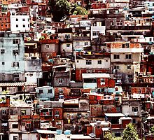 CITY OF GOD by Gilad