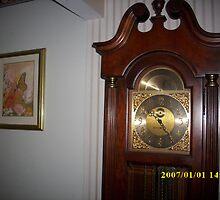 clock by coastercat
