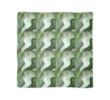 Green Swirls  Scarf