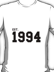 Est. 1994 - Black T-Shirt