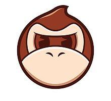 Donkey Kong by UniqSchweick12