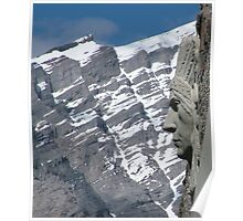 Banff Indian Poster