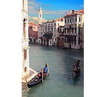 in Venice Photographic Print