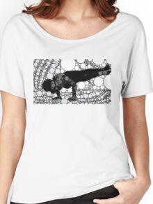 Yoga art 5 Women's Relaxed Fit T-Shirt
