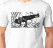 Yoga art 5 Unisex T-Shirt