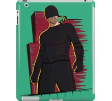 Man in the Mask v2 iPad Case/Skin