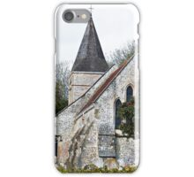 Slindon Church iPhone Case/Skin