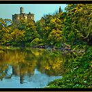 Warkworth on Canvas by Bootkneck