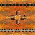 Ancient New Mexico Zia by Sena